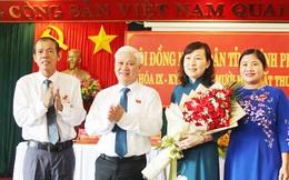 Nguyên Chủ tịch Hội LHPN Bình Phước được bầu giữ chức Chủ tịch HĐND tỉnh