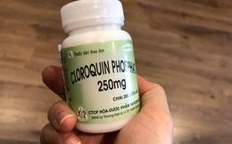 Bộ Y tế khuyến cáo người dân không dùng thuốc sốt rét điều trị Covid-19