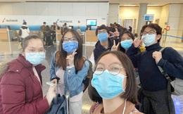 Gần 30 du học sinh Mỹ đang trên đường về Việt Nam