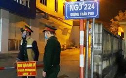 Lai Châu: Cách ly hơn 300 người nơi bệnh nhân 133 sinh sống