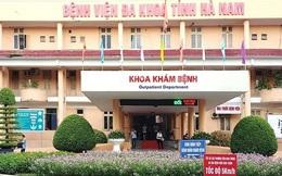 Bệnh viện Đa khoa tỉnh Hà Nam đang cách ly 8 người