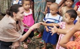 Angelina Jolie tặng 1 triệu USD giúp trẻ em giữa đại dịch Covid-19