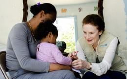 Tiêm chủng cho trẻ em bị gián đoạn do đại dịch Covid-19