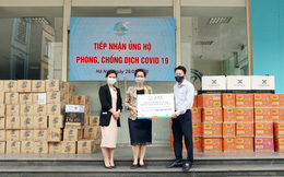 Hội LHPN Việt Nam tích cực phòng, chống dịch Covid-19