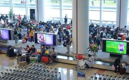 Từ 26/3: Dừng vận chuyển người Việt Nam từ nước ngoài về sân bay Nội Bài