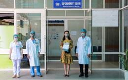 21 bệnh nhân nhiễm Covid-19 đủ điều kiện xuất viện