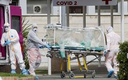 Italy cảnh báo dịch chưa lên tới đỉnh, Anh tăng thêm 182 ca tử vong