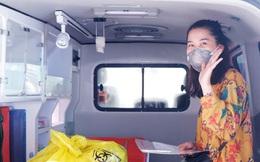 Hình ảnh 3 bệnh nhân Covid-19 ở Đà Nẵng xuất viện