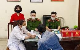 Hà Nội: Người phụ nữ bị phạt 200 nghìn đồng vì không đeo khẩu trang