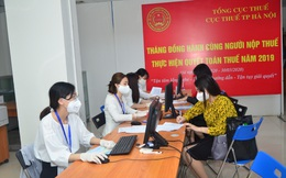 2 ngày trước hạn quyết toán thuế TNCN, lượng người khai qua trực tuyến tăng mạnh