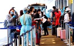 Bộ Ngoại giao: Người Việt Nam ở nước ngoài tạm thời không về nước