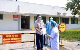 Bệnh nhân số 33 tại Thừa Thiên-Huế được xuất viện