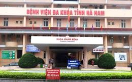 BV Đa khoa Hà Nam đang điều trị cho 2 bệnh nhân dương tính Covid-19
