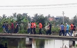 Hàng trăm người theo dõi thực nghiệm hiện trường vụ nữ sinh lớp 9 bị sát hại ở Hải Phòng