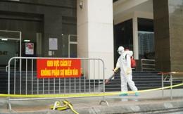 Hà Nội: Phong tỏa tòa nhà 34T trên phố Hoàng Đạo Thúy vì có người dương tính với Covid-19