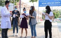 4 nữ bệnh nhân Covid-19 ở TPHCM được xuất viện