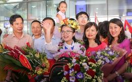 Nữ sinh từng nhận giải thưởng của Trung ương Hội LHPN Việt Nam giành học bổng ĐH danh tiếng Mỹ