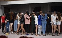 Đột kích quán karaoke, phát hiện 30 nam nữ dương tính với ma túy