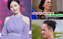 Midu bất ngờ đề cập tới vụ mẹ của cô gái 35 tuổi chê chàng trai trên show hẹn hò