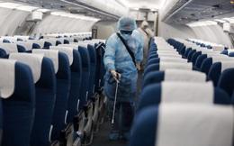 Đề nghị Cảng hàng không quốc tế Tân Sơn Nhất khử trùng tất cả máy bay