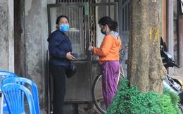 Hà Nội: Cách ly 176 người dân phố Trúc Bạch