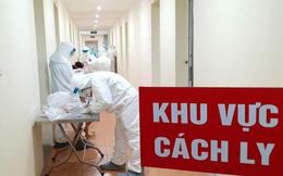 Bệnh nhân thứ 18 nhiễm Covid-19 được cách ly ở Ninh Bình