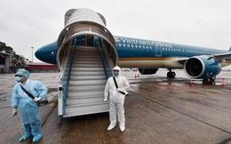 VietNam Airlines thông tin về chuyến bay của bệnh nhân Covid-19