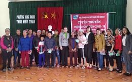 Các cấp Hội Phụ nữ Quảng Ninh quyết liệt triển khai nhiều biện pháp ngăn ngừa dịch Covid-19 lây lan