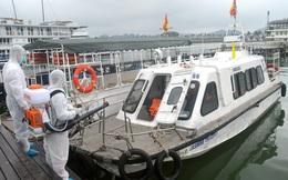 Phát hiện 4 người nhiễm Covid-19, Quảng Ninh phong tỏa 5 khu vực, 18 tàu thuyền để ngăn dịch