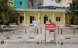 Khử trùng cả thôn sau khi một người ở Hà Nội về quê ăn giỗ được xác định tiếp xúc với bệnh nhân COVID-19