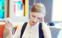 Điện thoại thông minh khiến chứng đau đầu nặng hơn và đây là nguyên nhân