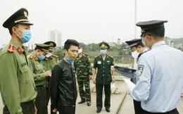 Thanh niên người Trung Quốc nhập cảnh vào Lào Cai thăm người yêu bị bắt giữ