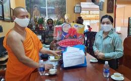 Hội LHPN TPHCM chúc Tết cổ truyền Chôl Chnăm Thmây