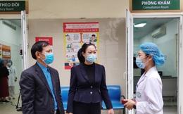 Nữ bác sĩ BV Bạch Mai những ngày bị cách ly: Trào nước mắt khi nghe con gọi mẹ
