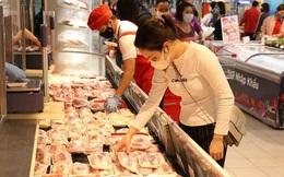 Siêu thị giảm giá thịt heo đến 25%