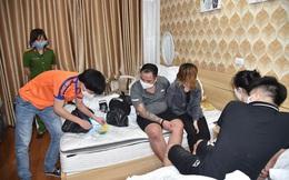 """Phú Thọ: Bắt quả tang hàng chục nam nữ đang """"phê"""" ma túy trong khách sạn"""