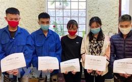 Sơn La: Bắt giữ các đối tượng cất giấu 990 viên ma túy tổng hợp