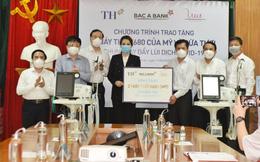 Nghệ An: Doanh nghiệp tặng máy thở, thêm hy vọng cho bệnh nhân trong đại dịch Covid-19