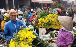Hà Nội: Những người mua bán hoa của cả thành phố đều có nguy cơ nhiễm Covid-19
