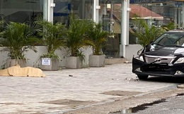 Hà Nội: Cư dân Hồ Gươm Plaza hoảng hốt khi biết một phụ nữ rơi xuống đất tử vong