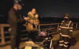 Chốt kiểm dịch Covid-19 cứu sống cô gái có ý định nhảy cầu Long Biên