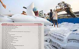 Hải quan nói gì về 400 ngàn tấn gạo xuất khẩu được thông quan chưa đến 1 ngày?