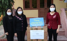 Hội LHPN tỉnh Thái Bình đồng hành cùng phụ nữ biên cương