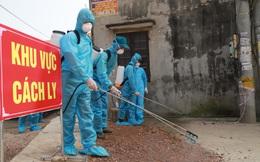Bên trong khu cách ly hơn 500 người vì liên quan đến ca bệnh 266 ở Thường Tín (Hà Nội)