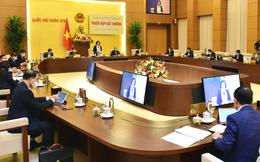 Uỷ ban Thường vụ Quốc hội phê chuẩn 2 Phó Tổng thư ký Quốc hội