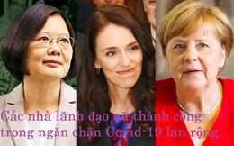Những lãnh đạo nữ đầy quyết đoán trong cuộc chiến chống đại dịch Covid-19
