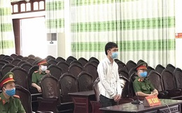 Nam Định: Phạt tù thanh niên đâm xe máy vào lực lượng chống dịch Covid-19