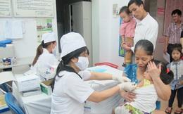 Hoãn tiêm chủng với 12 tỉnh, thành nguy cơ cao