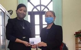 Người phụ nữ có chồng bị ung thư, ủng hộ hơn 4 triệu để phòng, chống dịch Covid-19