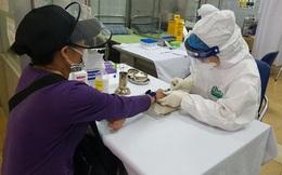 Hà Nội: Đã có kết quả xét nghiệm SARS-CoV-2 hơn 1.000 tiểu thương 5 chợ đầu mối